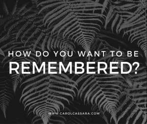 be-remembered