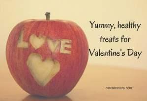 Sinless Valentine's Day treats