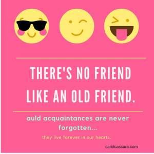 Old friends: a treasure