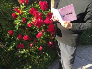 Walking meditation for healing