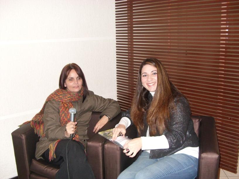Cláudia Cozzella e Carol Chelly