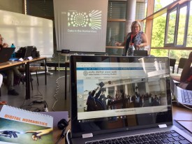European Summer School in Digital Humaniteis