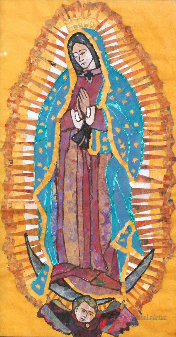 our lady of guadalupe carol cole