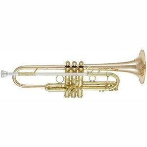 CarolBrass CTR-8060H-GLS Bb Trumpet