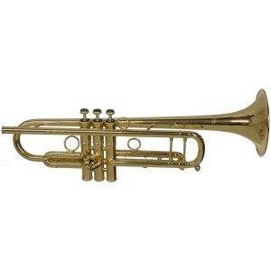 CarolBrass CTR-6080H-YST-Bb Trumpet