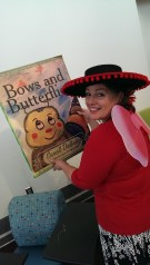 Children's Author and Illustrator of Bows and Butterflies Carol Dabney