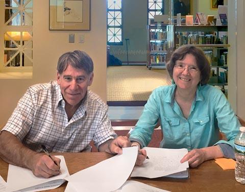 Stephen Schwartz and Carol de Giere discuss second edition of Defying Gravity Stephen Schwartz biography