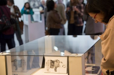 Deambulações - Entre Gravuras e Rinocerontes / Goethe-Institut