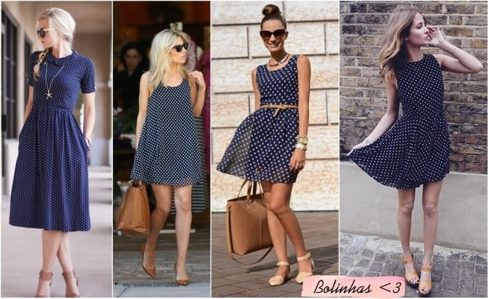 dress vestido bolinha polka dot
