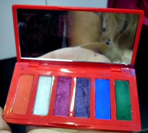 Oh Paleta 03 - Lola Cosmetics