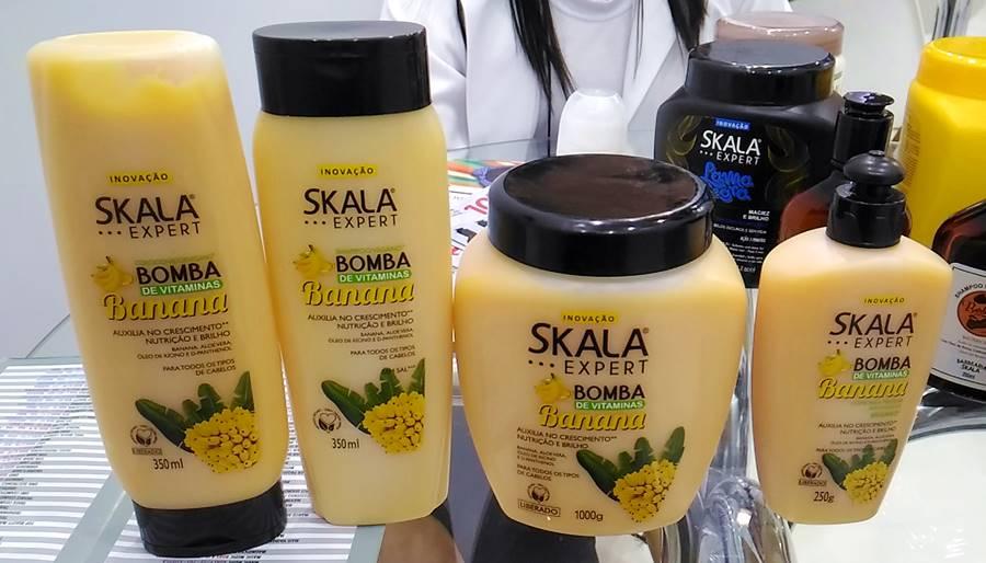 linha bomba de vitaminas banana skala