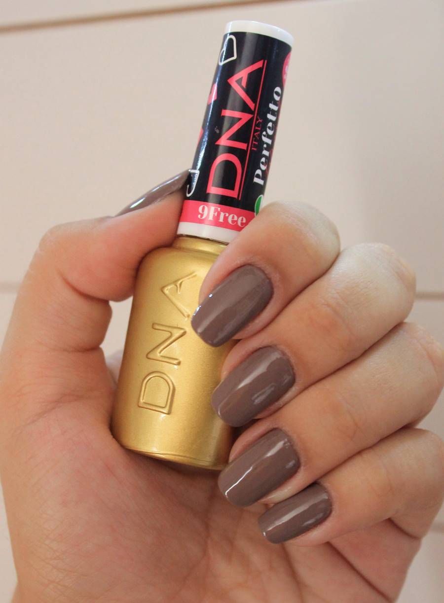 top coat perfetto dna italy Carol Doria
