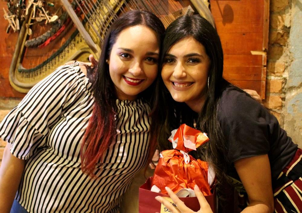Carol Doria e Thamy Filório #BloggersSecret