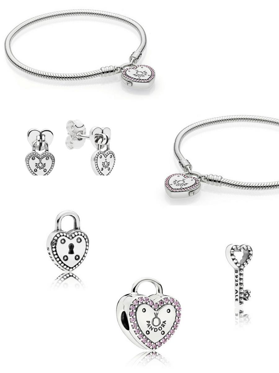 Nova coleção Promessas de Amor da Pandora - Carol Doria
