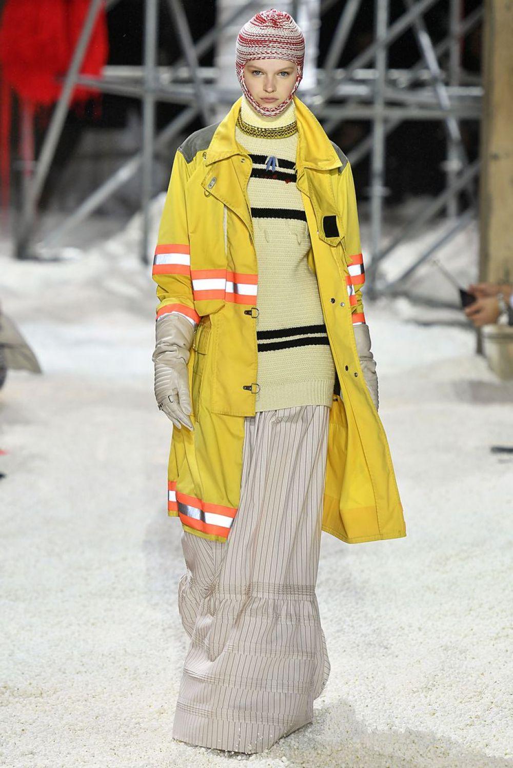 Calvin Klein, Outono 2018 NYFW - Carol Doria