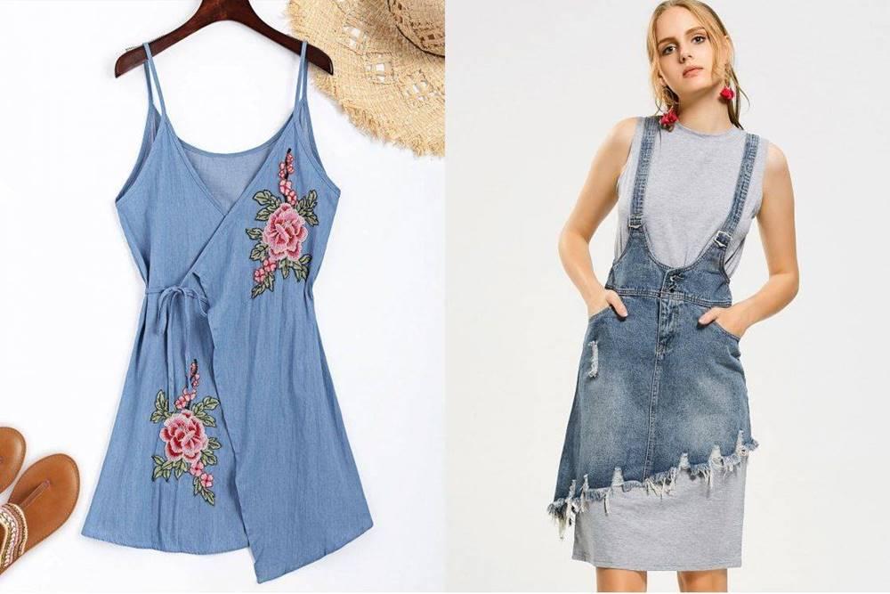 Comprando vestidos online na Zaful - Carol Doria