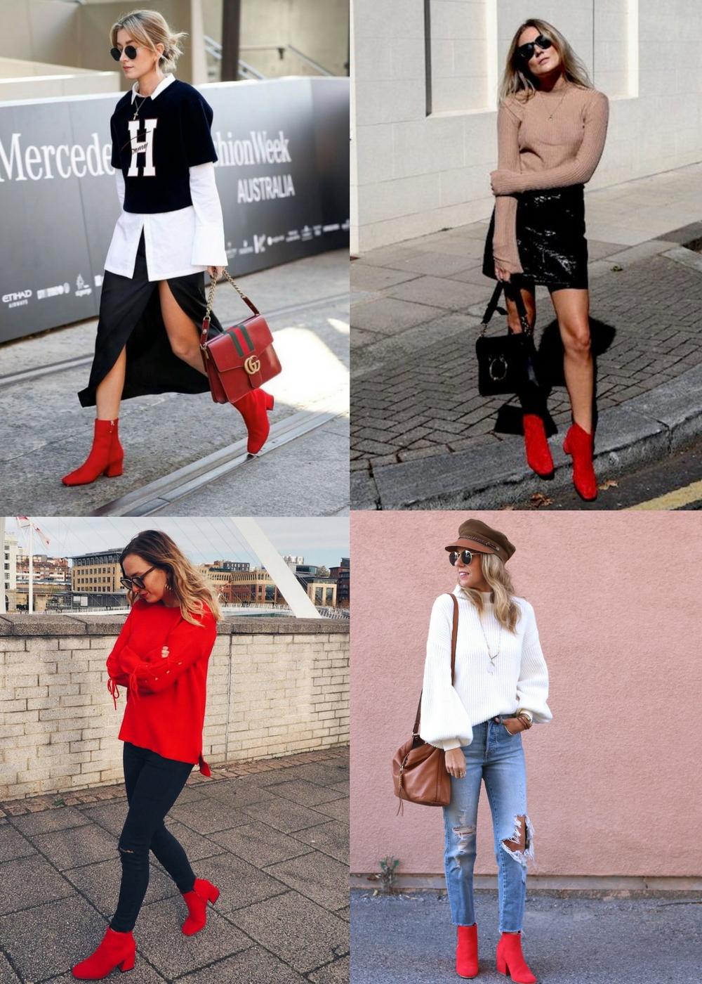 f16128d31 Bota Vermelha: Como usar e Onde Comprar - Carol Doria