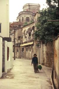 A street on Gulangyu