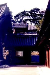 Korea/Bulkuksa/hallway/CarolDussere