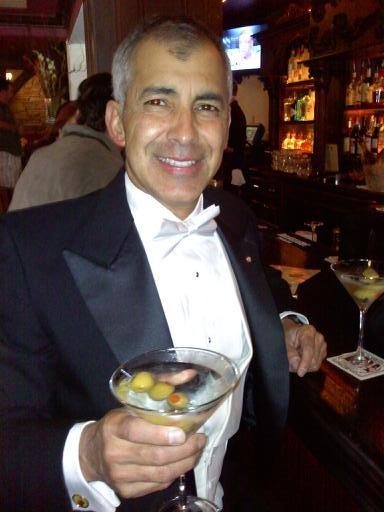 Mario Acevedo, Author (1/2)