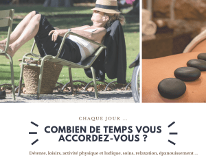 Lutter contre la fatigue & le stress