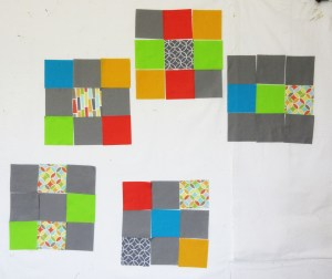 Challenge quilt original blocks