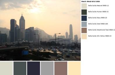 Hong Kong skyline 7-6 Pal A2