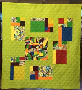 modern quilt workshop