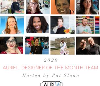 Aurifil 2020 Designers!