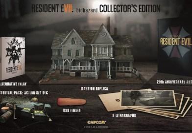 Resident Evil 7 : Découvrez l'édition collector Européenne !