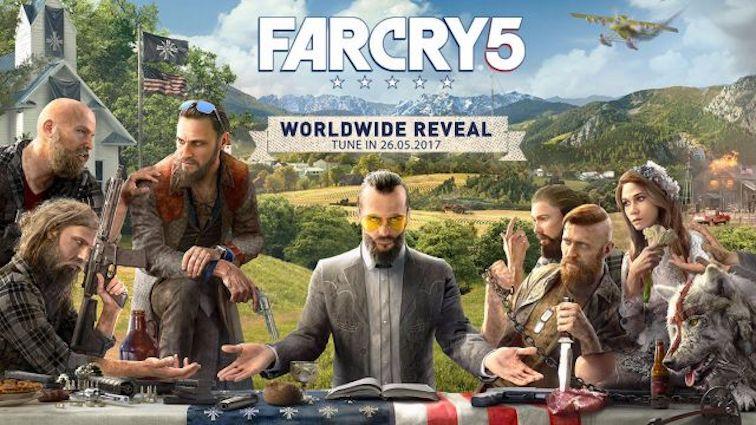 Far Cry 5 : Découvrez de trailer d'annonce !