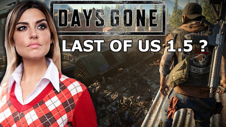 DAYS GONE : THE LAST OF US 1.5 ? Mon avis !