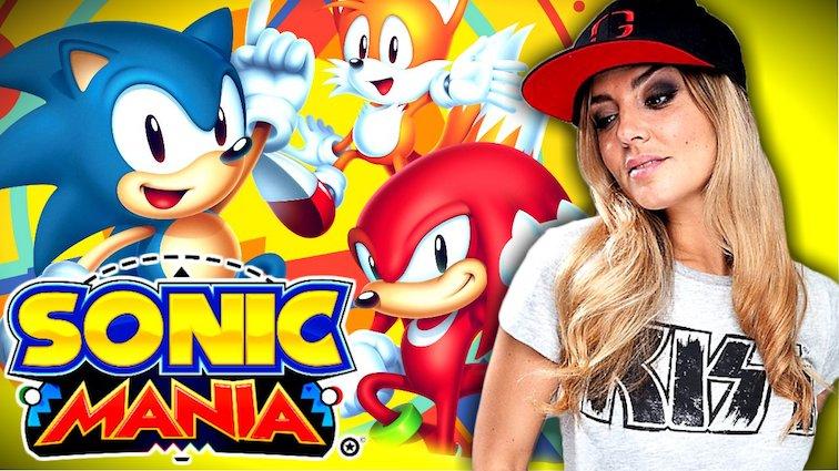 SONIC MANIA : CE SONIC EST PARFAIT !!!