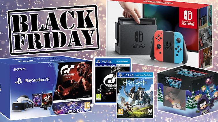 BLACK FRIDAY : Ma sélection d'offres jeux vidéo !