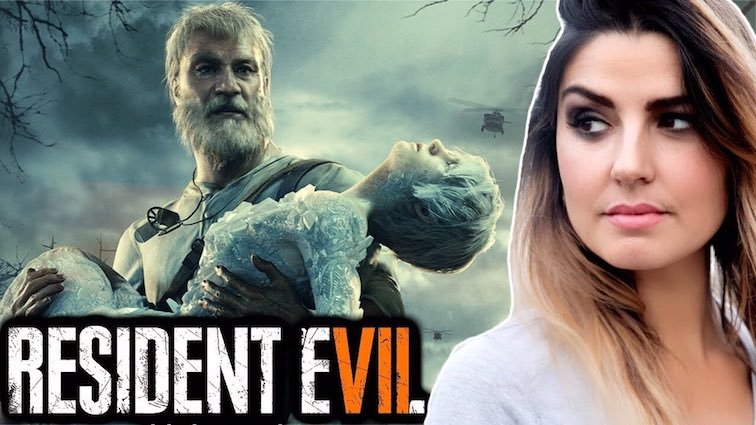 RESIDENT EVIL 7 END OF ZOE, LE DLC COUP DE POING !
