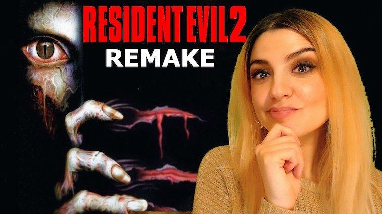 RESIDENT EVIL 2 REMAKE : C'EST IMMINENT !!!