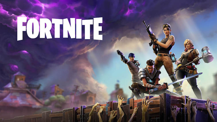 Fortnite : Le jetpack bientôt disponible