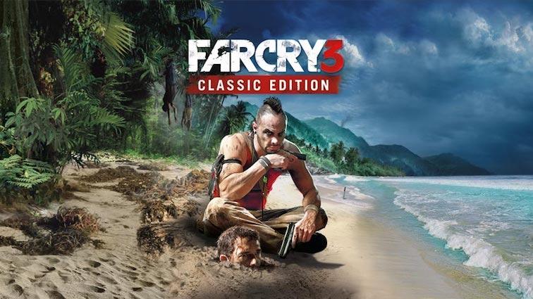 Far Cry 3 Classic Edition annoncé sur PS4 et Xbox One pour cet été
