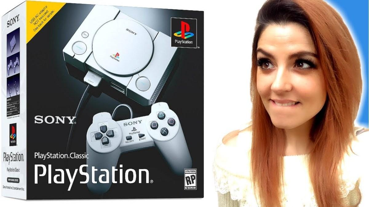 PlayStation Classic annoncée, découvrez-la + toutes les infos !