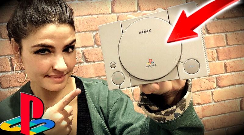 J'ai testé la PlayStation Classic et ses jeux ! Mon avis 😱