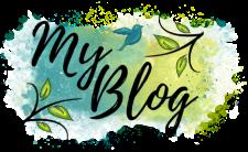 My blog decorative button