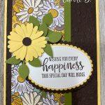 stamping daisylane stampinup cardmaking handmadecard rubberstamps