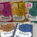 stamping celebratesunflower wildrose stampinup cardmaking handmadecard rubberstamps
