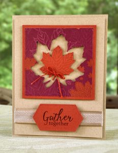 Fall-Themed Cards-to-Go: Virtual Session