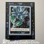 Art Gallery Z-Fold Layer Card