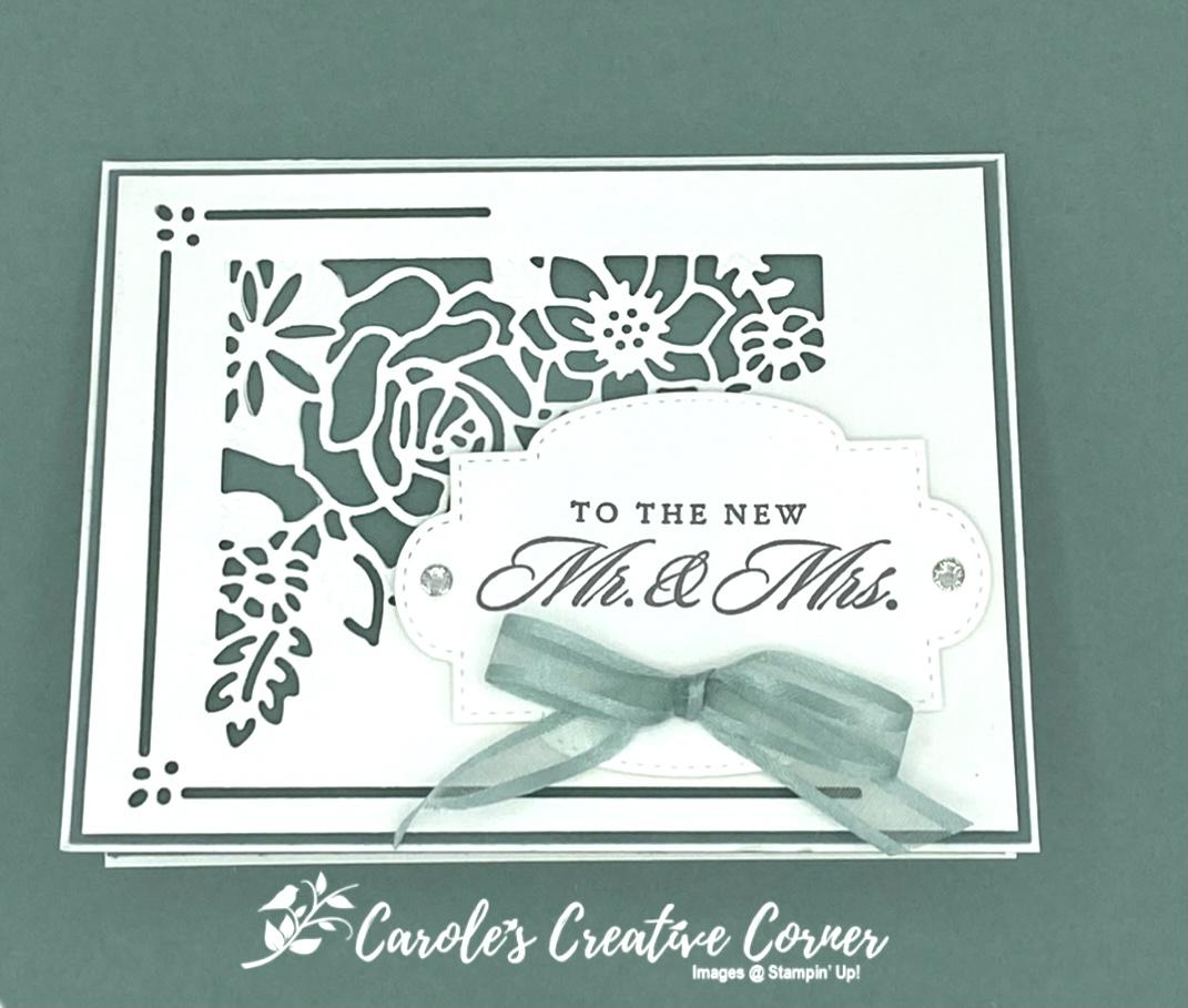 Creative Inking Blog Hop:  Love Card