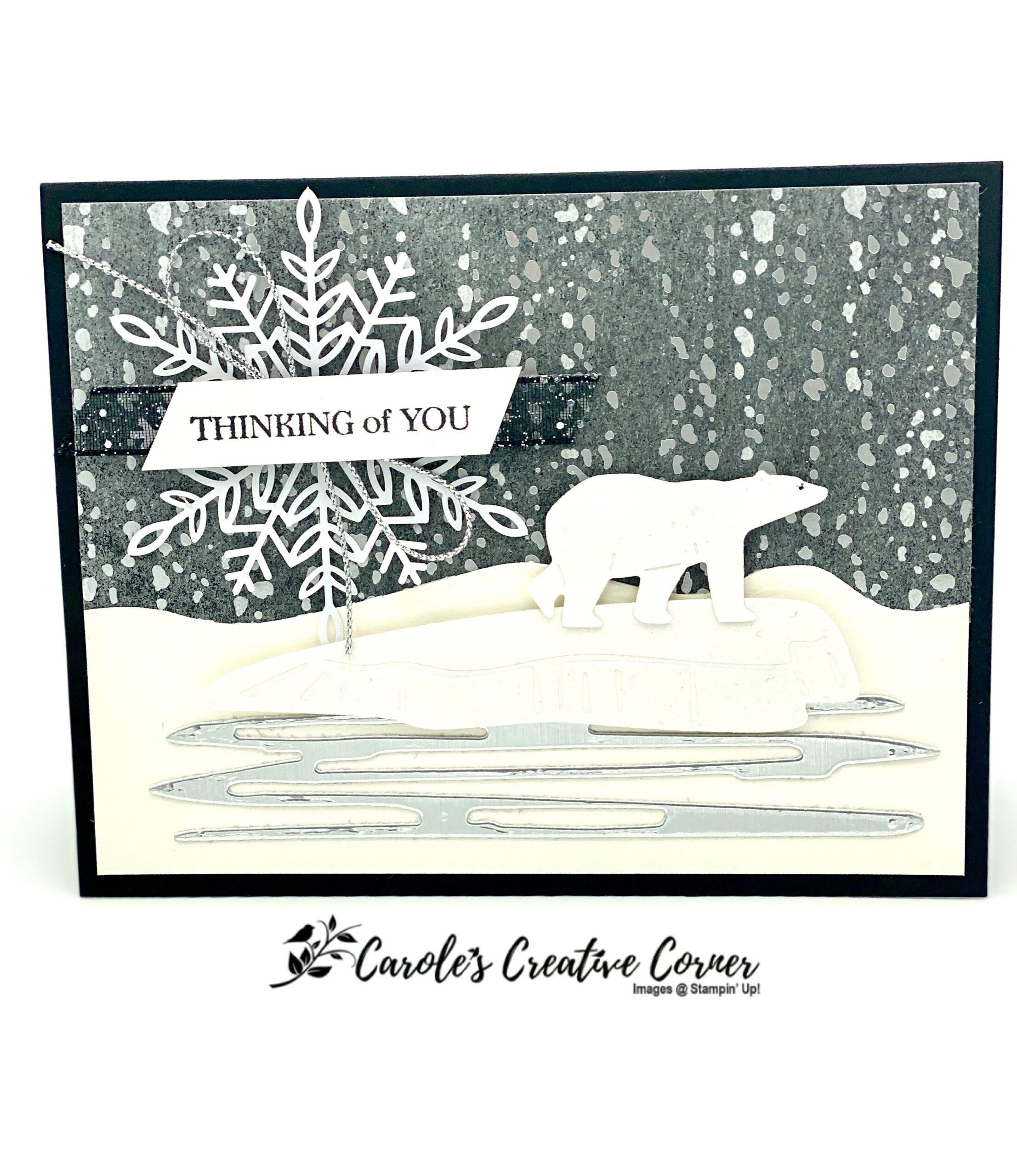 Arctic Bears Bundle Winter Card