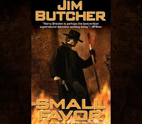 Review – Small Favor by Jim Butcher