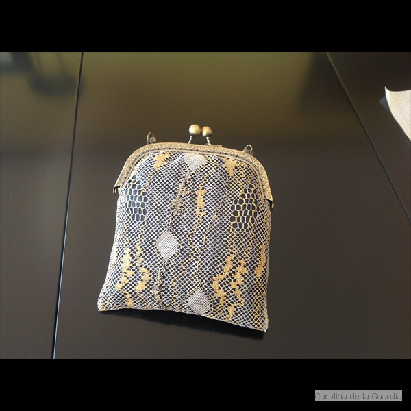 Torchon bag