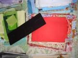 Tecidos dobrador